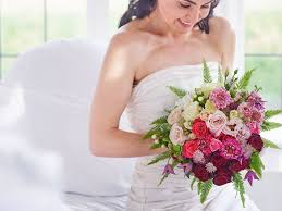 the different types of wedding bouquet interflora