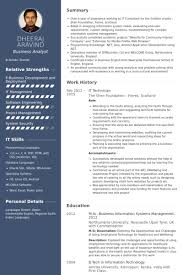 Computer Technician Resume Samples by Download It Technician Resume Haadyaooverbayresort Com