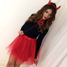 Womens Devil Halloween Costumes Uk 25 Female Halloween Costumes Ideas
