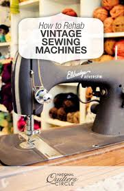 63 best antique vintage sewing machines like mine images on