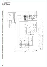 shunt trip circuit breaker wiring diagram bestharleylinks info