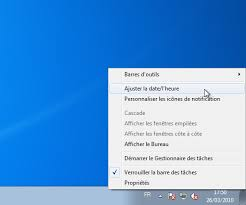afficher bureau windows 7 windows 7 le de pc iphone astuces