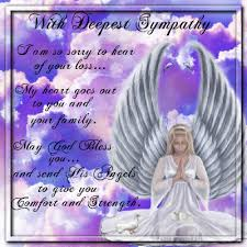 free sympathy cards deepest sympathy for your loved one free sympathy condolences