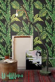 monstera cyca leaves print self adhesive wallpaper cyca zoom
