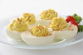 spider deviled egg dijon mustard best cheap healthy halloween