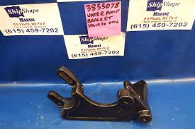 for sale raw water pump bracket volvo penta sx omc cobra 3855078