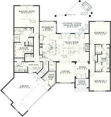 split floor house plans split bedroom floor plans ranch house plans with split bedrooms