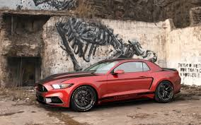 cars ford 2017 2017 ford mustang notchback design by chris cyrulewski serious
