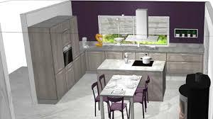 cuisine et couleurs arras cuisine sur mesure chêne sablé synchrone de xavier t