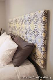 headboards charming fabric headboard diy love bedroom bedroom full image for bedroom paint ideas fabric headboard diy 104 kindle your creativity master upholstered headboard