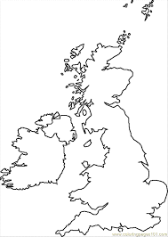 england flag coloring page map coloring page free great britain coloring pages