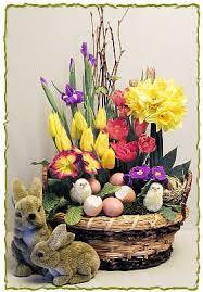 easter flower arrangements bright easter flower arrangement easter flower