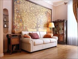 wall ideas decorating a large wall with shelves decorating a