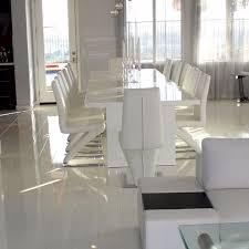 Gloss Laminate Floor Elesgo Supergloss White Laminate Flooring 17 99m2