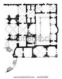 Baths Of Caracalla Floor Plan Half Bath Fotografie Snímky Pro členy Zdarma A Vektory Shutterstock