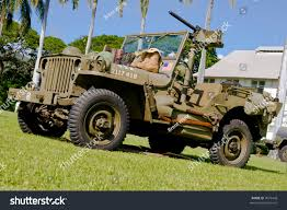 vintage army wwii jeep on display stock photo 3675448 shutterstock