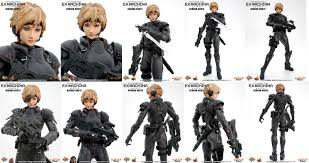 toys new mms license u2013 12inch appleseed saga ex machina kenmoo