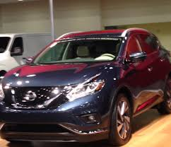 nissan murano dash kit news from the miami auto show practical luxury she buys cars