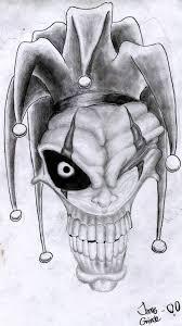 sketches for joker clown sketches www sketchesxo com