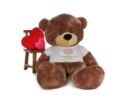 valentines day bears 6ft size happy s day teddy bears customize your