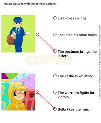 19 best verb worksheets images on pinterest verb worksheets kid