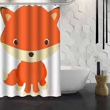 Animal Shower Curtain Online Get Cheap Fabric Shower Curtain Animation Aliexpress Com