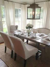 dining room curtains ideas dining room curtain ideas home design inspiration