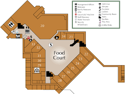 Maine Mall Map Mall Directory Burnsville Center