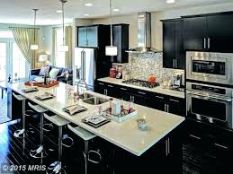 one wall kitchen with island designs single wall kitchen with island design mobile kitchen islands with