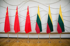 Flags Of European Countries 5 Year Outcome List Of Cooperation Between China And Central And