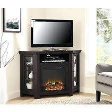 Corner Electric Fireplace Fireplace Console For Tv Wall Or Corner Electric Fireplace Media