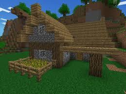 minecraft pe easy house ideas