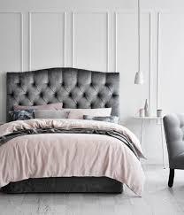 deco chambre gris et deco chambre gris et idées décoration intérieure