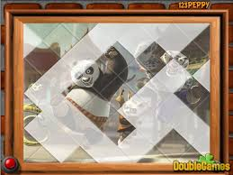 kung fu panda 2 sort tiles game