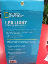 national geographic aquarium light national geographic led aquarium light for freshwater aquariums