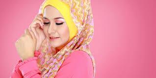 Tips 2. Hijab Modern agar Rambut Tidak Mudah Rontok image