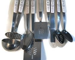 Kitchen Utensils Design by Flint Utensils Etsy