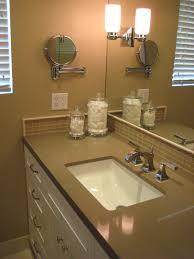 bathroom countertops ideas bathroom minimalist design ideas using oval white sinks and