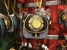 disney unveils brand new purse ornaments for princesses