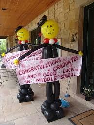 balloon arrangements for graduation stage decoration on graduation search graduation