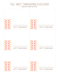 thanksgiving print out thanksgiving table printables