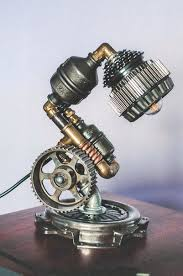 the 25 best steampunk lamp ideas on pinterest industrial lamps