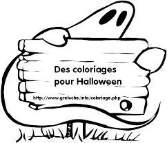 coloriages de fantôme