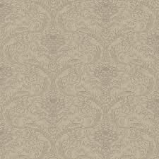 marburg empire prague damask pattern wallpaper metallic silver