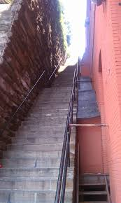 Death Stairs by Monuments A Series Of One Way Trips