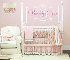 wall decals for baby girl nursery vinyl art pink color cherry full size of baby nursery nursery wall decals for girls baby name letter vinyl art