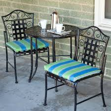 Green Wrought Iron Patio Furniture by Cast Iron Outdoor Furniture Simple Outdoor Com