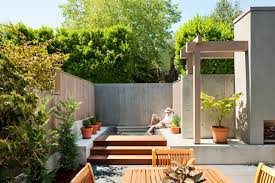 9 of the moment materials for modern garden walls and fences