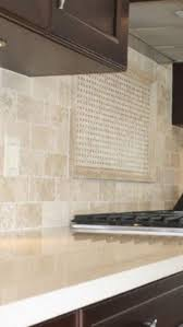 travertine kitchen backsplash kitchen decoration ideas