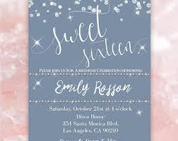 diamond invitations etsy